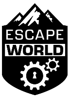 logo escape world