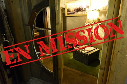 Escape Game Secrets du colonel à Vernayaz